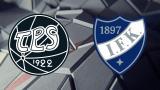 TPS- HIFK, pronssiottelu 20.4.