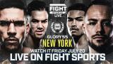 FIGHT SPORTS LIVE: Glory 55