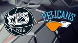 Liiga LIVE: TPS - Pelicans