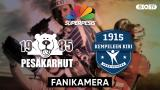 Superpesis Fanikamera LIVE: Pesäkarhut, Pori - Kempeleen Kiri