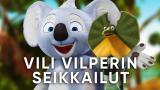 Vili on vauhdissa nyt uusissa jaksoissa! Innokas koala Vili Vilperi on kavereineen valmis seikkailuun. Tule mukaan!