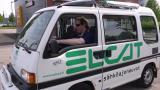 Katso videolta, miten Elcat-sähköauto toimii