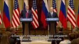 Trump kiitti Niinistöä tapaamisen isännöinnistä