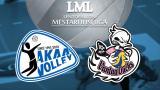 Akaa-Volley - Vantaa Ducks 4.10.