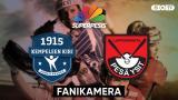 Superpesis Fanikamera LIVE: Kempeleen Kiri - Pesä Ysit, Lappeenranta