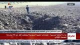 Syyrian TV näytti ilmaiskun tuhoja Homsissa
