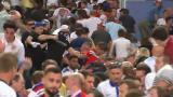 Jalkapallohuligaanit ottavat yhteen Marseillessa – venäläisten toiminta