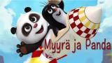 Hyppää seikkailuun! Suloinen suosikkihahmo myyrä ihmettelee maailmaa yhdessä ystävänsä Pandan kanssa.