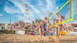 Beach Volley SM: Finaalit, Jyväskylä 11.8.