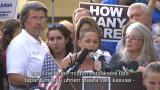 Lukiolainen piti tunteikkaan puheen aselakien kiristämisen puolesta