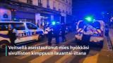 Veitsihyökkääjä tappoi yhden Pariisissa