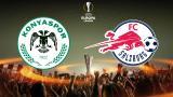 UEL LIVE: Konyaspor - Salzburg