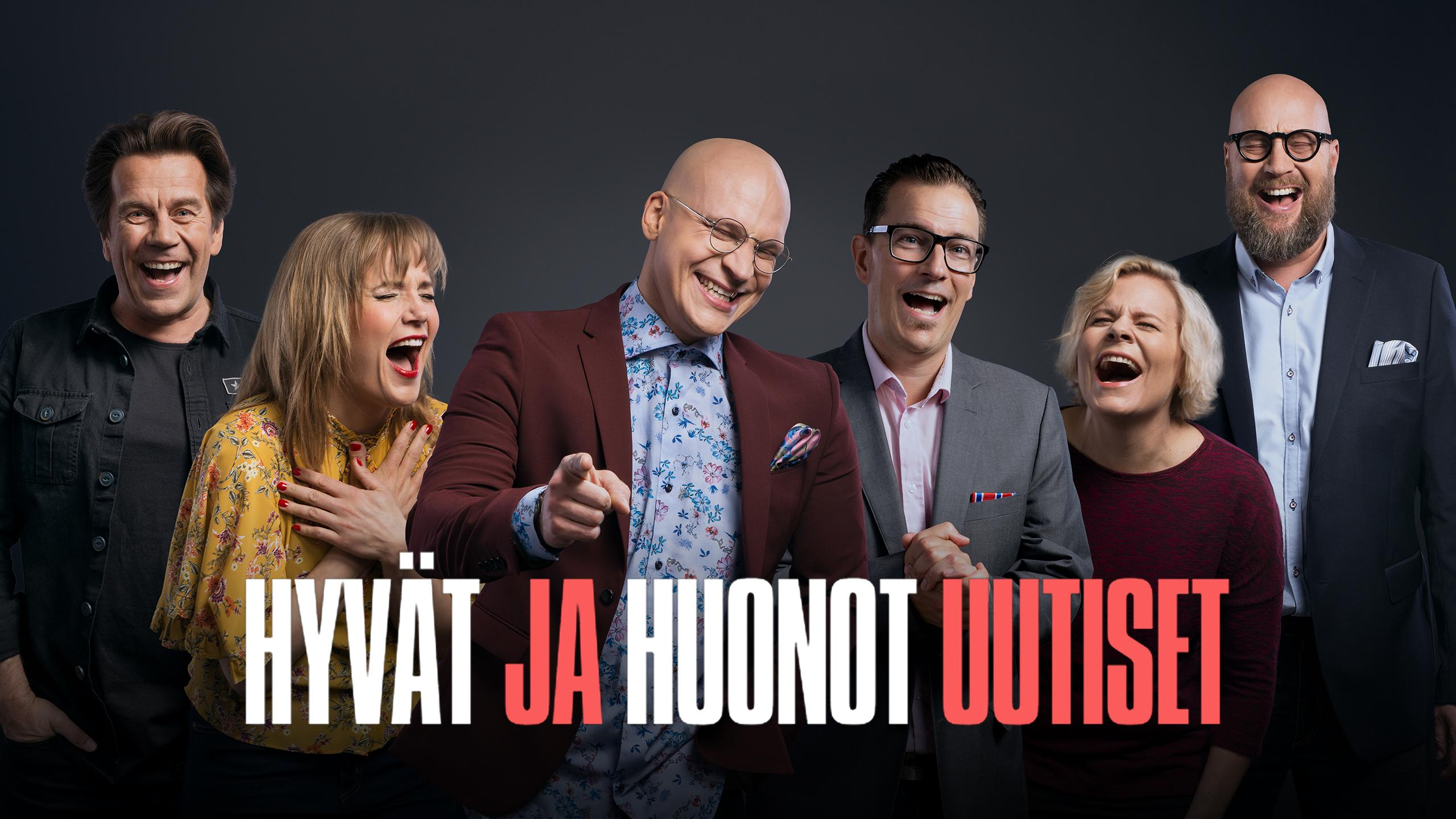 Hyvät Ja Huonot Uutiset Kausi 7