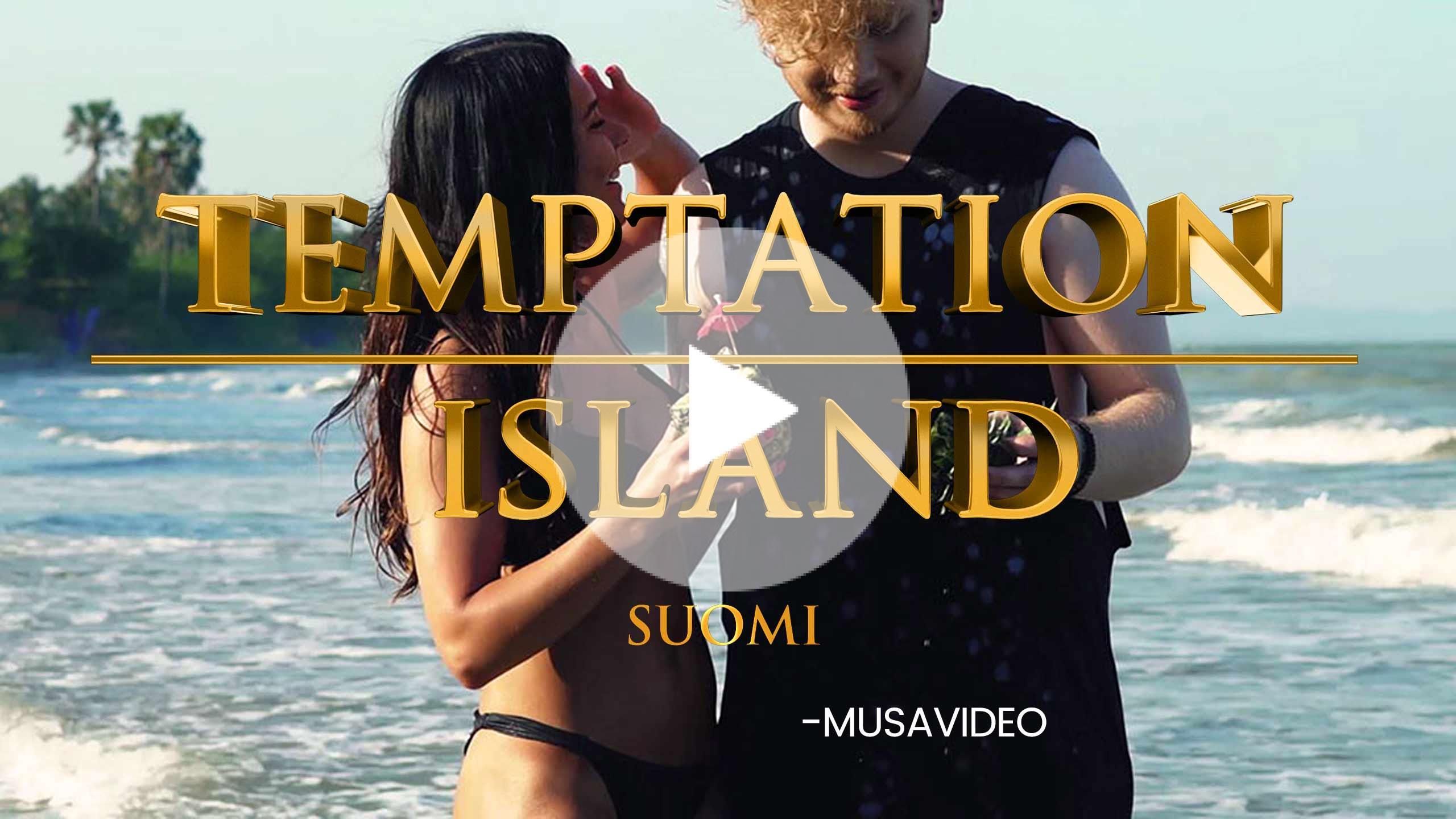 Temptation Island Suomi Kausi 1